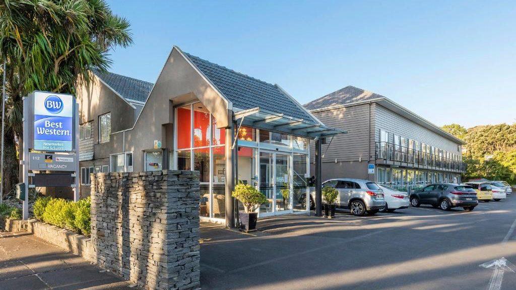 Best Western Newmarket Inn